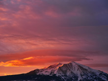 Mt Sopris Colorado