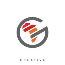 G Africa Logo Design