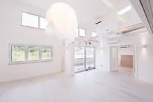 Interior Of Empty Stylish Mode...
