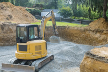 Excavator Digging Bucket Scoop...