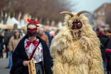 Busojaras (Buso-walking) An Annual Masquerade Celebration Of The