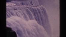 NIAGRA FALLS CANADA-1964: Large Waterfall Little Known
