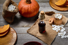 Cold Pressed Pumpkin Seed Oil ...
