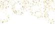 gold glitter confetti sparkle