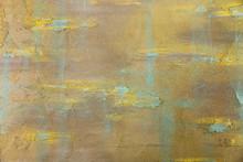 Colorful And Coarse Concrete S...