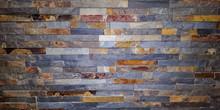 Stripe Stone Old Brick Wall Se...