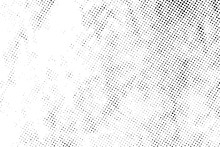 Halftone Grunge Background