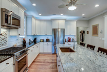 Beautiful Luxury Kitchen With ...