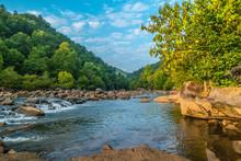 Ocoee River Tennessee Downstream
