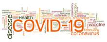 Covid 19 - Corona Virus Words ...
