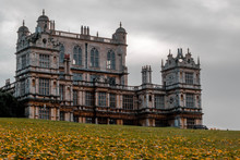 Wollaton Hall In Nottingham