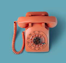 Telefono De Discado, Antiguo