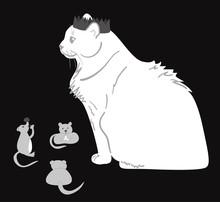 Cat Among Mice