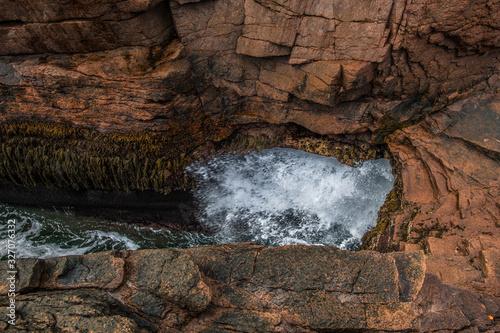 Photo Acadia Thunder Hole
