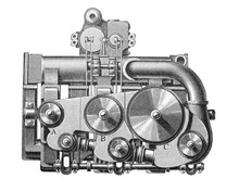 Three-cylinder Compound Machin...