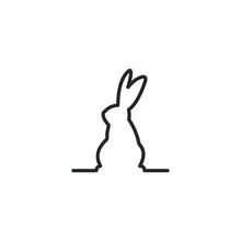 Bunny Icon Template Color Edit...