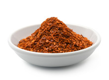 Cayenne Pepper Isolated On The...