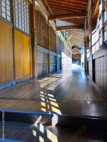 Photo 永平寺の回廊