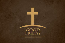 Cross Sign Good Friday And Eas...