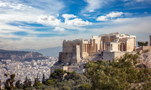 Acropolis Propylaea Gate And M...