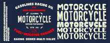 Emblem Motorcycle Collection ....