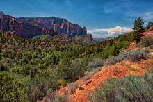A Scenic View Of Sedona Showin...