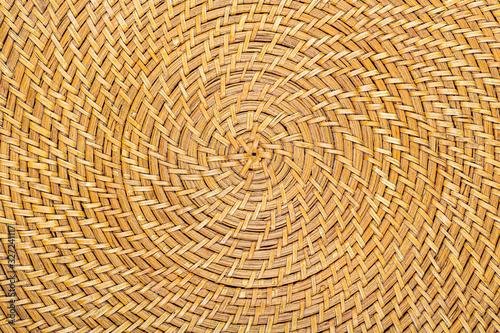Cuadros en Lienzo Tressage circulaire en osier
