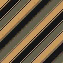 Classic Fashion Diagonal Strip...
