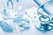 医療イメージ 世界的な感染症の流行と治療