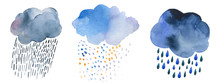 Cute Weather Icons. Forecast M...