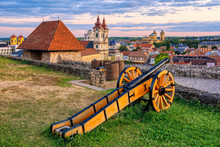 Eger, Hungary, Historical Old ...