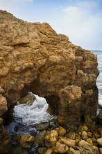 Mediterranian Coast Landscape ...