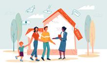 Real Estate Agency Banner Temp...