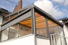 A Modern New Conservatory With...