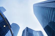 Modern Corporate Buildings Aga...