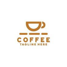 Coffee Shop Logo Design With C...