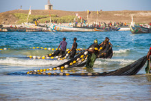 Senegalese Traditional Fisherm...
