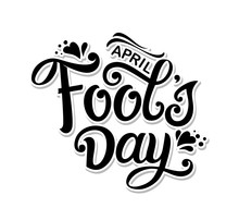April Fools Day Handwritten Le...