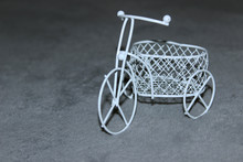 Children's Tricycle White Toy ...