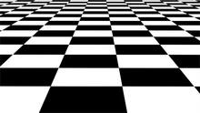 Optical Illusion Wave. Chess W...
