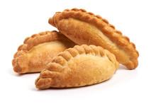 Freshly Baked Patties, Isolate...
