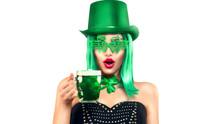 St. Patrick's Day Leprechaun M...