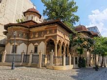 A Small Church In Bucharest