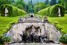 Linderhof Palace (German: Schl...
