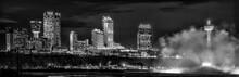 Panoramic View Of The Niagara ...