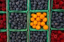 Assorted Berries - Gooseberry,...