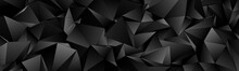 3d Triangles, Abstract  Backgr...