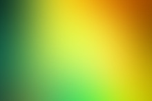 Green And Yellow Gradient Abst...