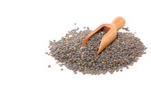 Green Lentils- Raw Legume And ...