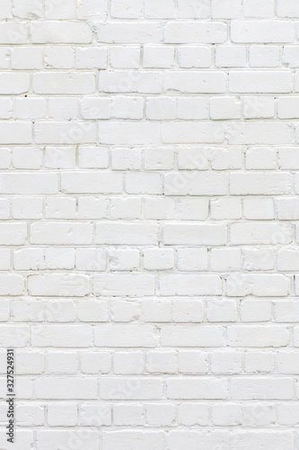 Okleiny na drzwi cegła  white-color-painted-brick-wall-background-retro-style